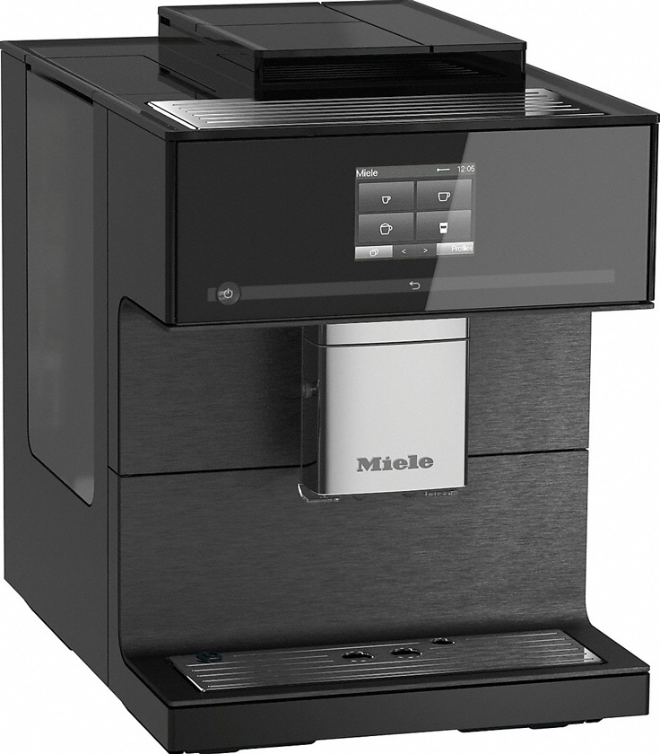 Кофемашина Miele CM7750 OBSW CoffeeSelect