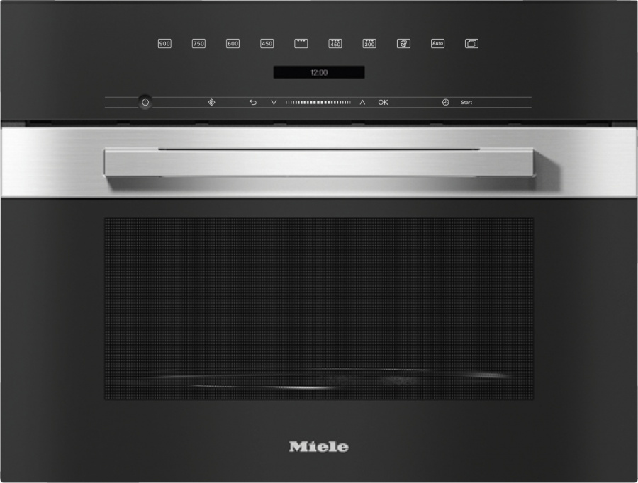 Микроволновая печь Miele M 7240 TC EDST/CLST сталь CleanSteel