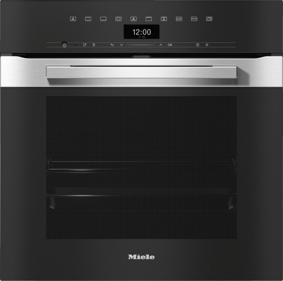 Духовой шкаф Miele H 7460 B EDST/CLST сталь CleanSteel