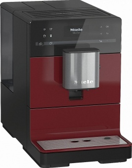 Кофемашина Miele CM 5300 Tayberry Red BRRT